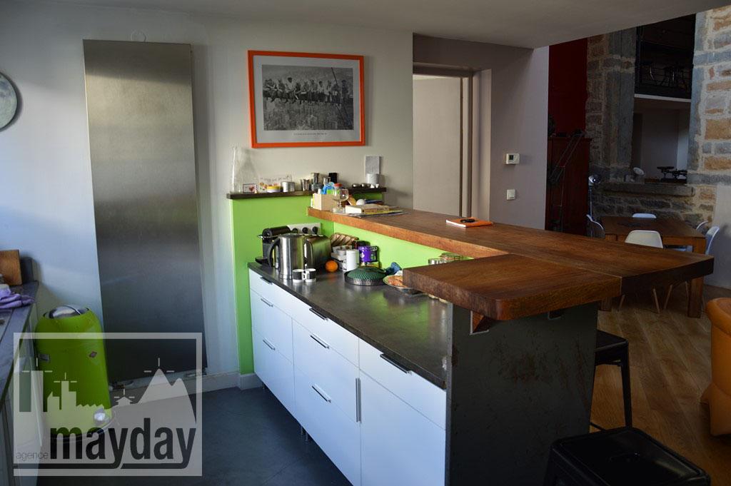Appart atelier - cuisine