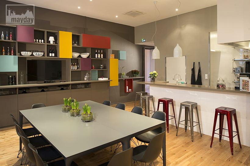 Classy Haussmannian Apartment In The Heart Of Lyon Clav - In cuisine lyon