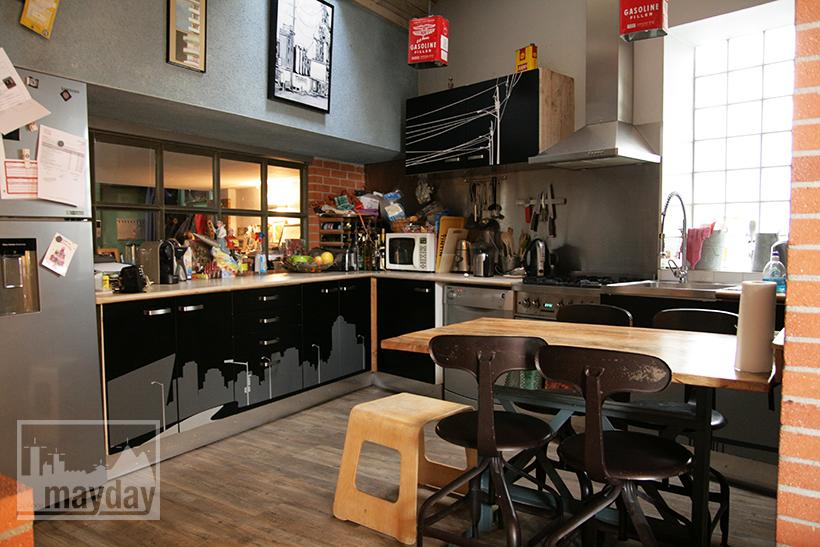 maison de ville familiale lumineuse clav0028 agence. Black Bedroom Furniture Sets. Home Design Ideas