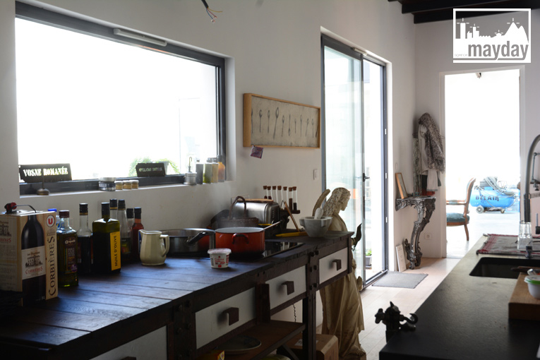 Atelier d artiste brut lyon po0001 agence mayday for Atelier de cuisine lyon