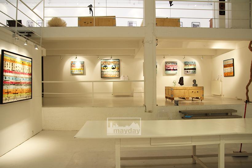 grand loft espace d exposition lyon clav0041 agence mayday rep rage de d cors. Black Bedroom Furniture Sets. Home Design Ideas