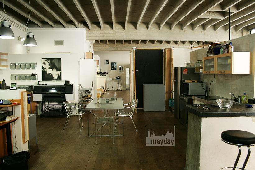 le loft du photographe jean0026 agence mayday rep rage de d cors recherche de d cors pour. Black Bedroom Furniture Sets. Home Design Ideas