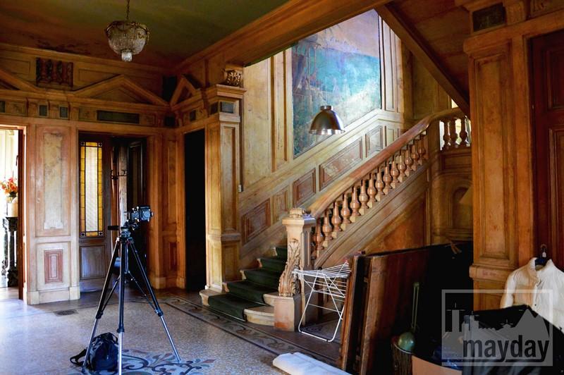 Escaliers chateau RAV0501