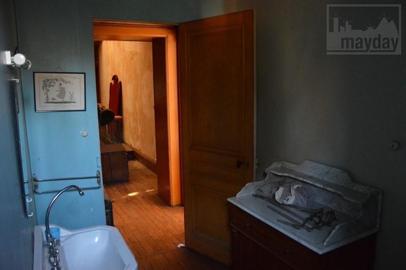Salle eau chambre bonne RAV0501