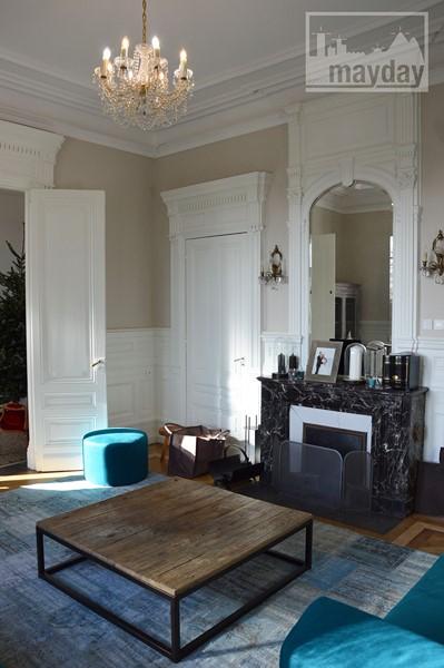 Salon cheminée RAV0207