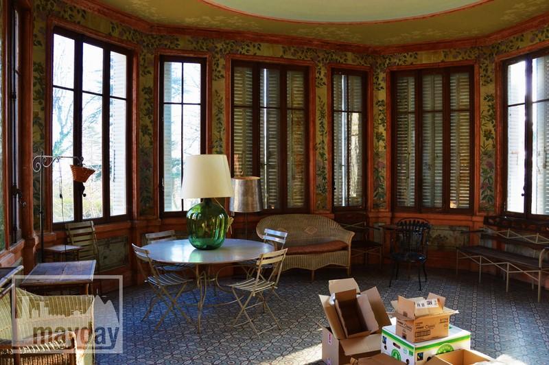 Veranda chateau RAV0501