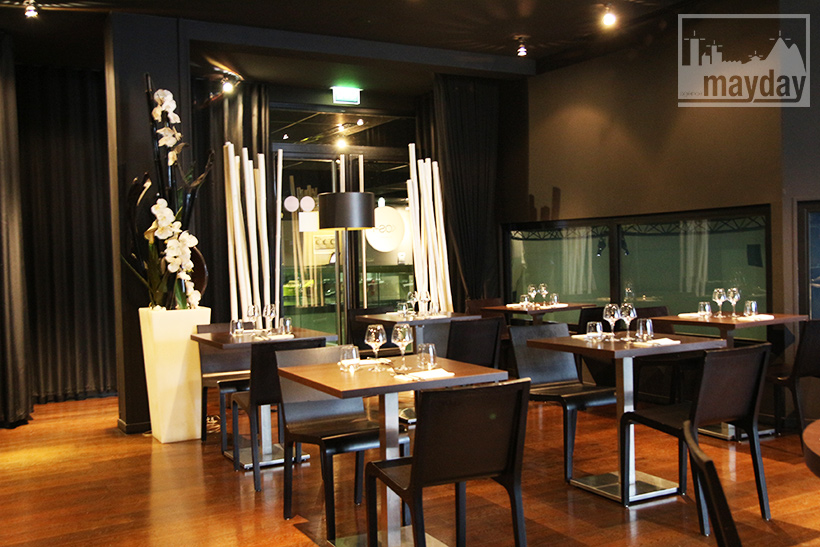 restaurant contemporain lyon