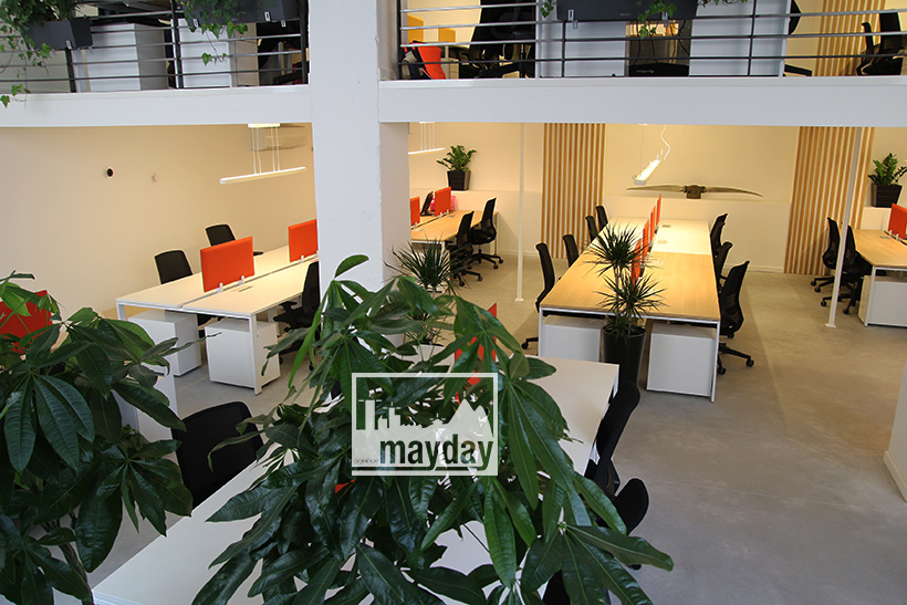 Location bureau saint laurent du var bureaux en open space