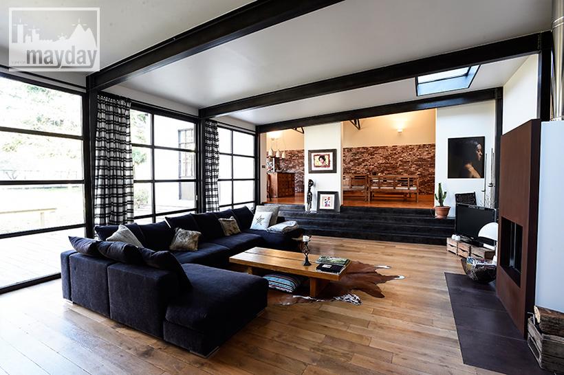 le loft campagne lyon clav0030 agence mayday rep rage de d cors recherche de d cors pour. Black Bedroom Furniture Sets. Home Design Ideas